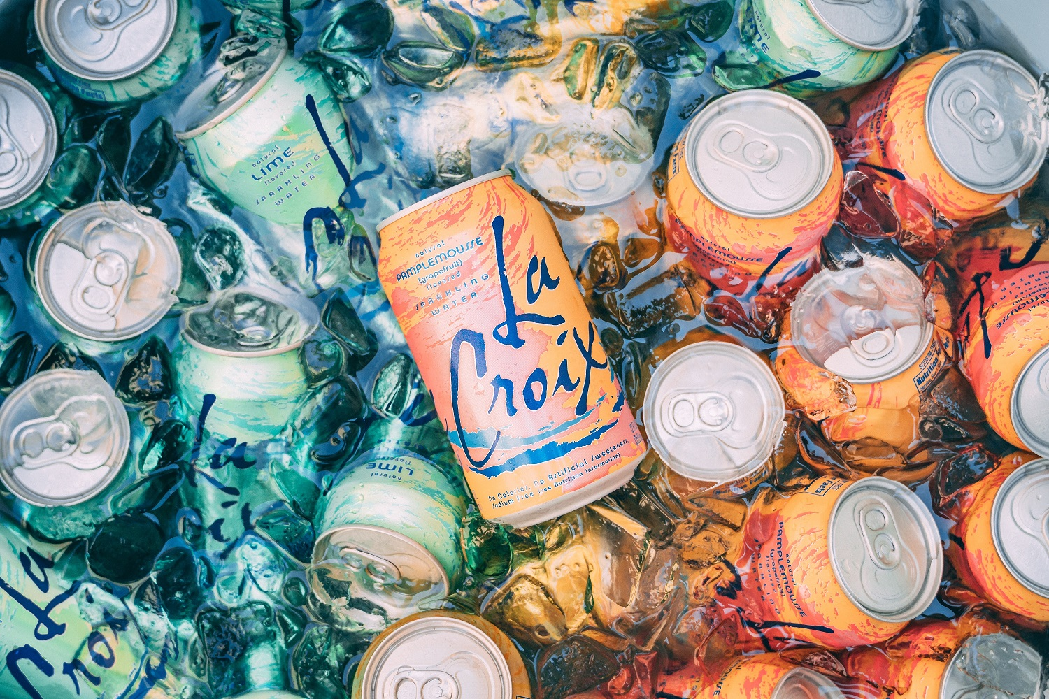 BEAUMONT COSTALES FILES CLASS ACTION LAWSUIT AGAINST LACROIX WATER